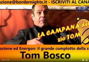TOM BOSCO A RADIO BORDER NIGHTS: BIOSTENE ED ENERGON