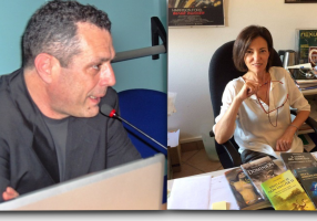 RADIO GAMMA 5: INTERVISTA A TOM BOSCO E TIZIANA CHIARION