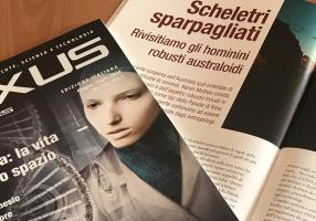 NEXUS 134: L'EDITORIALE DI DUNCAN ROADS